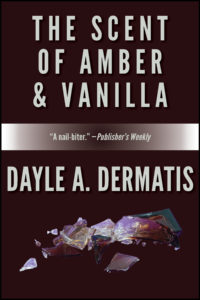 Book Cover: The Scent of Amber and Vanilla