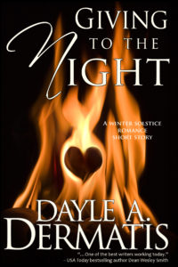 Book Cover: Giving to the Night