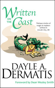 Book Cover: Written on the Coast