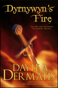 Book Cover: Dyrnwyn's Fire