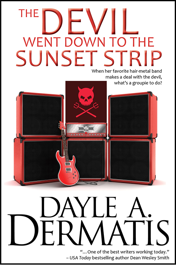 Book Cover: The Devil Went Down to the Sunset Strip
