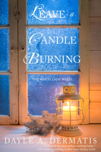 Book Cover: Leave a Candle Burning