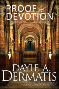 Book Cover: Proof of Devotion